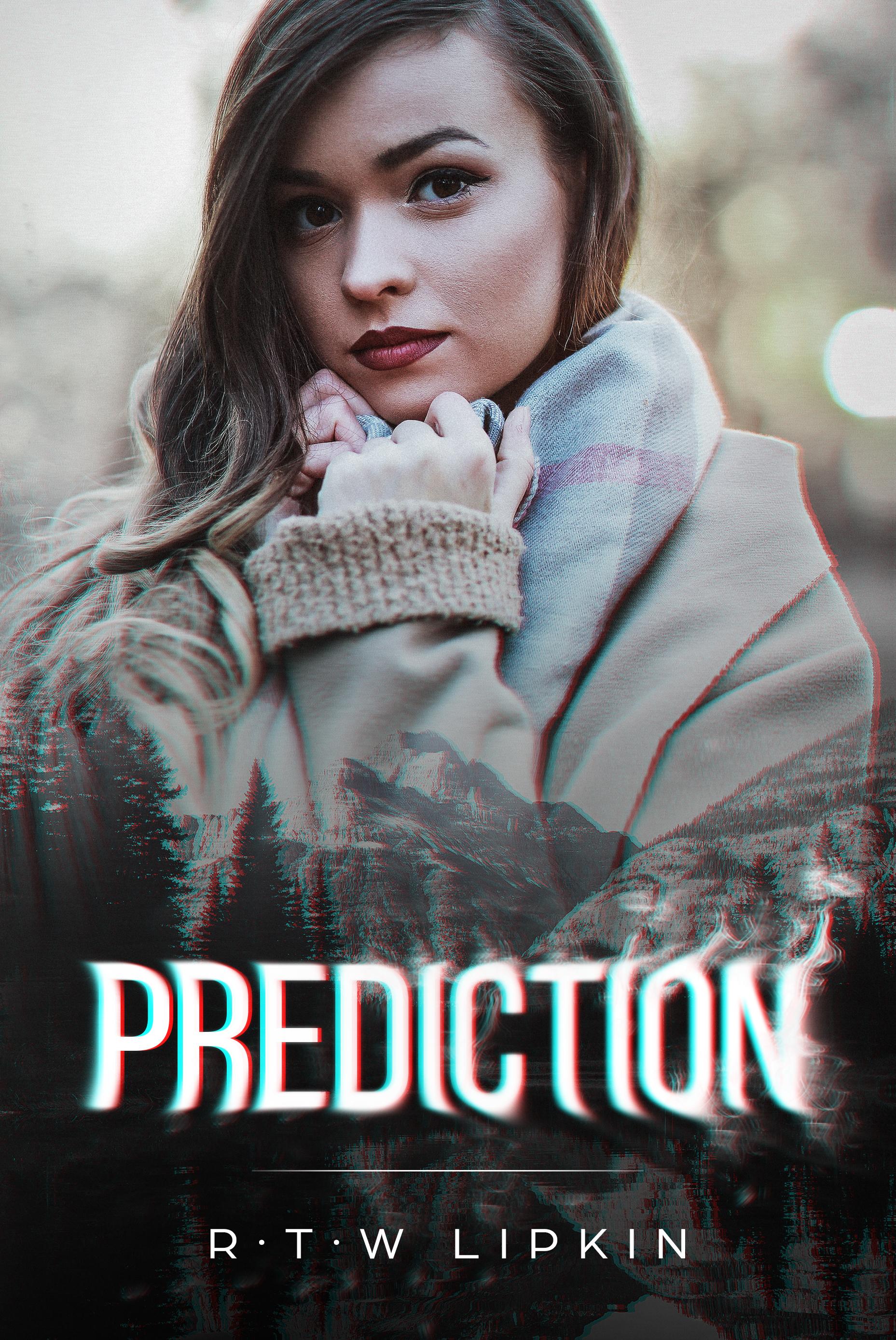 Prediction ebook cover version 2