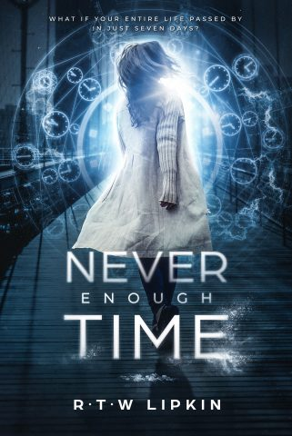 Never Enough Time ebook cover